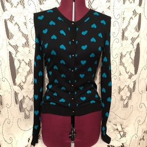Forever 21 button up cardigan size small in EUC